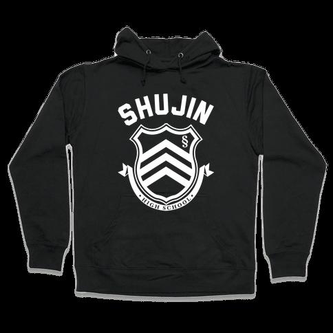 Shujin High School Hooded Sweatshirt