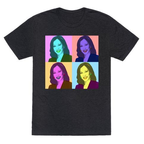 Pop Art Kamala T-Shirt