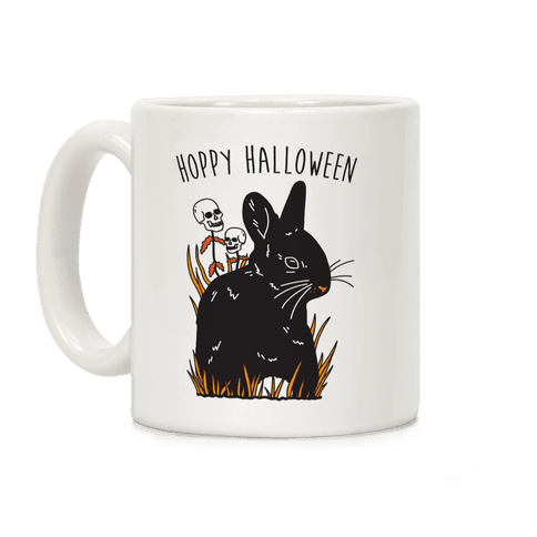 Hoppy Halloween Coffee Mug