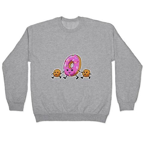 Donut Mom Pullover