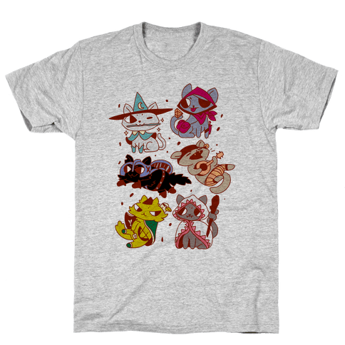 Warrior Cats Mens/Unisex T-Shirt