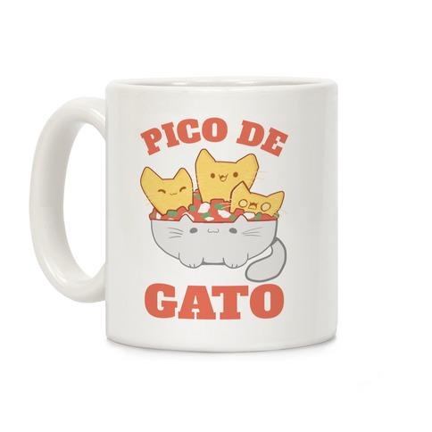 Pico De Gato Coffee Mug