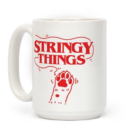 Stringy Things Coffee Mug