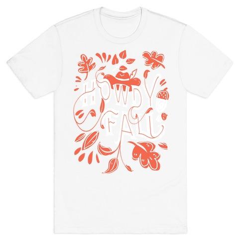 Howdy Fall T-Shirt