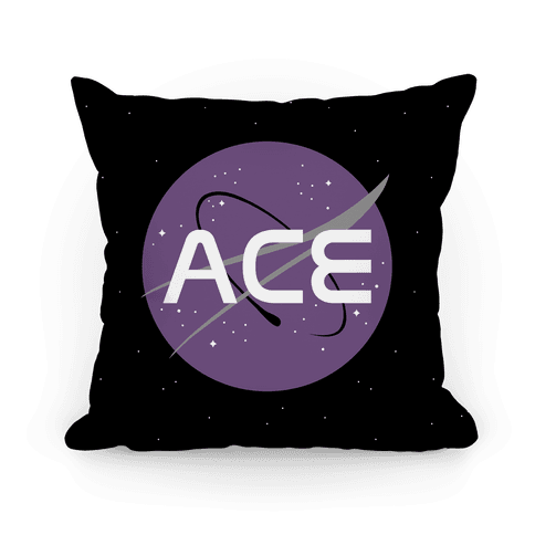 Ace Nasa Pillow