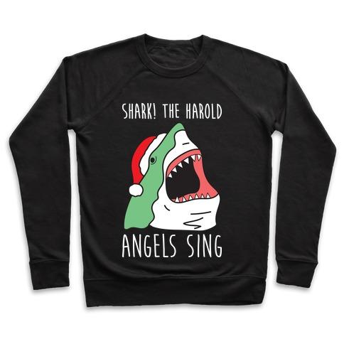 Shark! The Harold Angels Sing Pullover