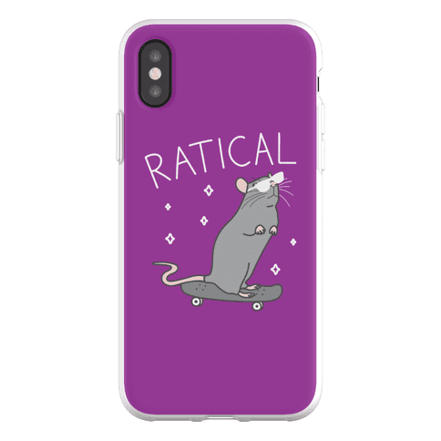 Ratical Rat Phone Flexi-Case
