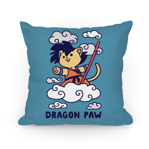 Dragon Paw - Goku Pillow