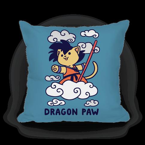 Dragon Paw - Goku Pillow