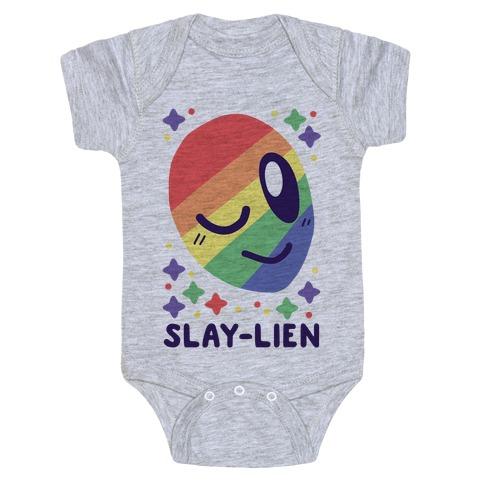 Slay-lien Baby Onesy