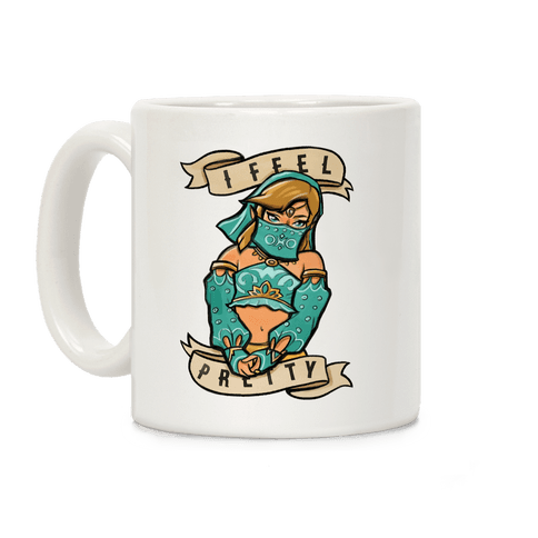 I Feel Pretty Gerudo Parody  Coffee Mug