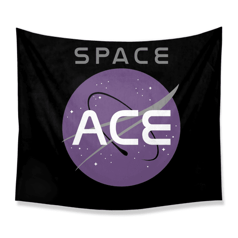 Space Ace Tapestry