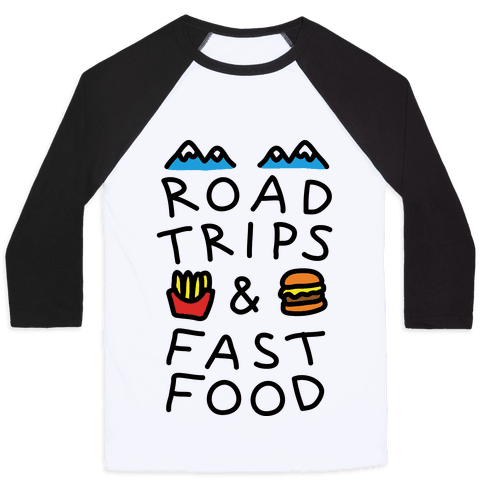 Road Trips And Fast Food