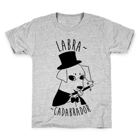LABRACADABRADOR Kids T-Shirt