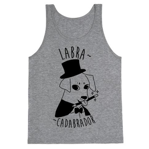 LABRACADABRADOR Tank Top