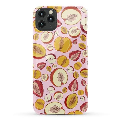Fruity Vaginas Pattern Phone Case