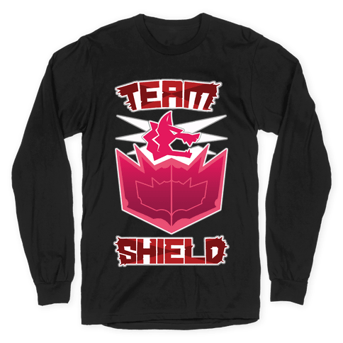 Team Shield Long Sleeve T-Shirt