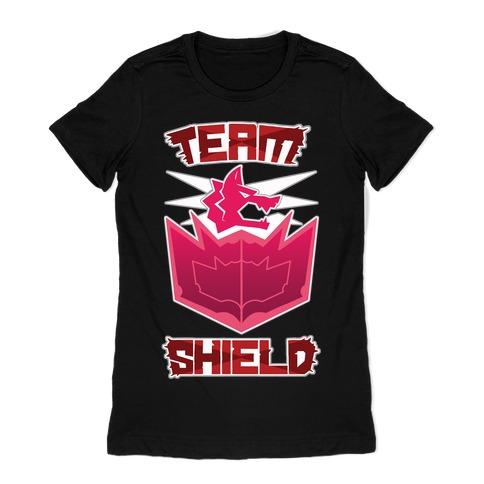 Team Shield Womens T-Shirt