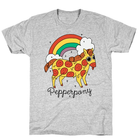 Pepperpony T-Shirt