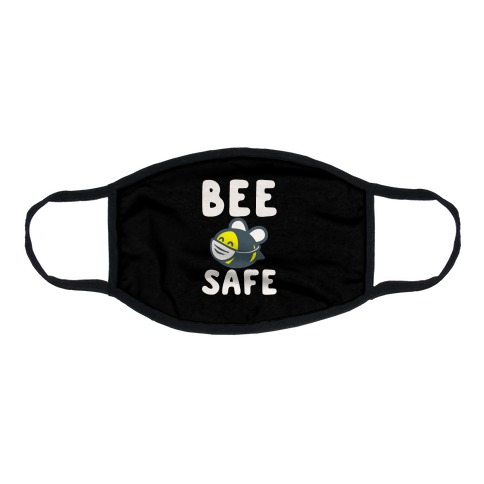 Bee Safe Flat Face Mask