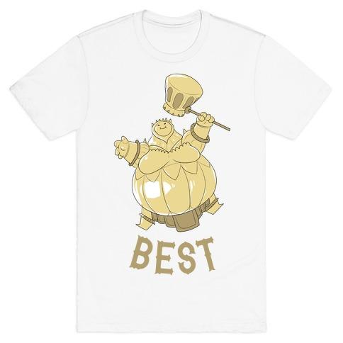 Best Friends Smough Mens T-Shirt