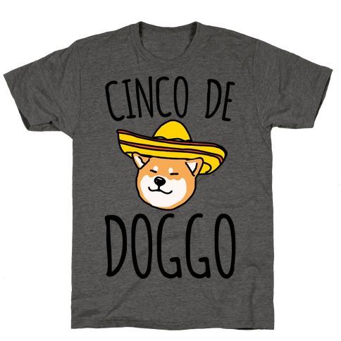 Cinco De Doggo T-Shirt