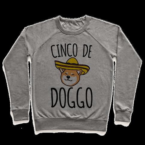 Cinco De Doggo Pullover