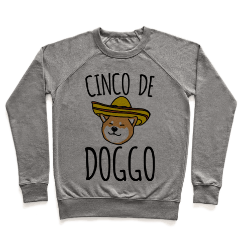 Cinco De Doggo Pullover