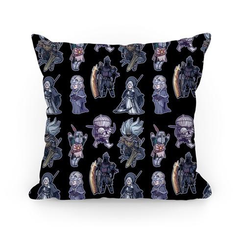 Cutie Souls Pillow