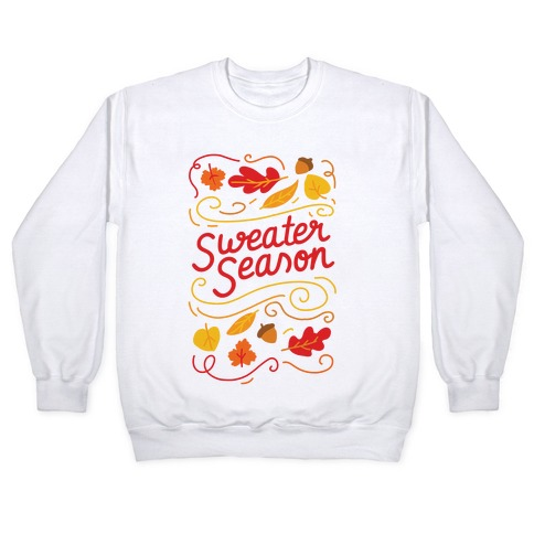 Sweater Season Pullover