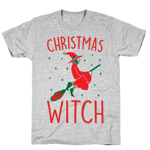 Christmas Witch T-Shirt