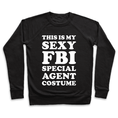 Sexy FBI Special Agent Pullover