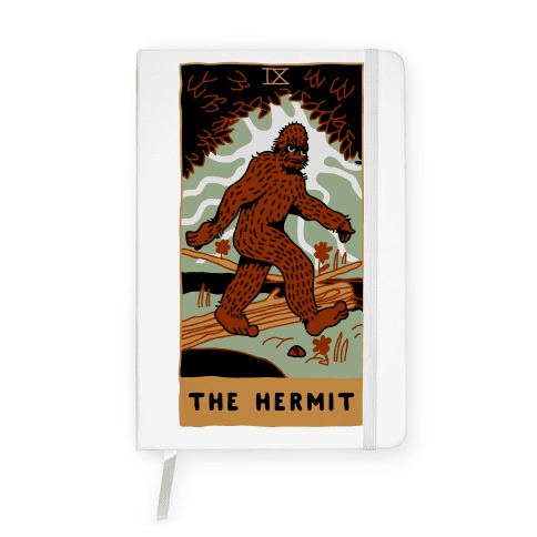 The Hermit (Bigfoot) Notebook