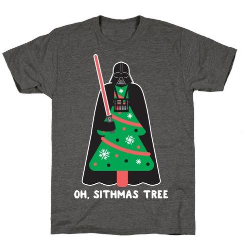 Oh, Sithmas Tree T-Shirt