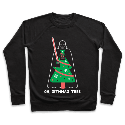 Oh, Sithmas Tree Pullover