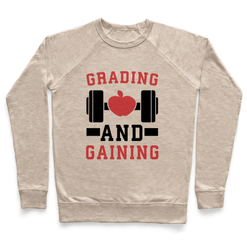 Grading and Gaining Pullover