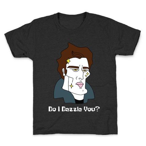 Handsome Edward Kids T-Shirt