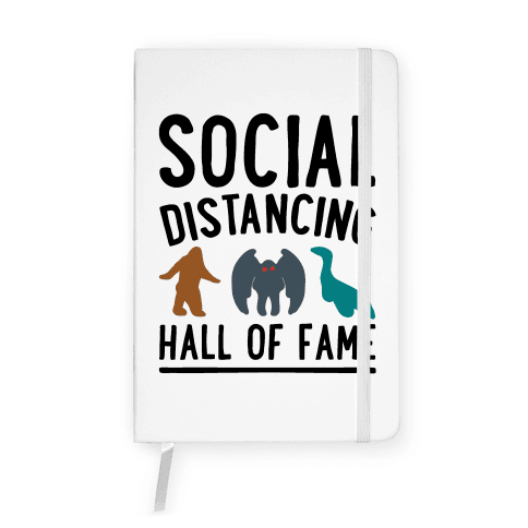 Social Distancing Hall of Fame Notebook