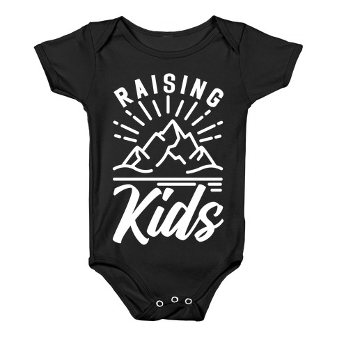 Raising Kids Baby Onesy