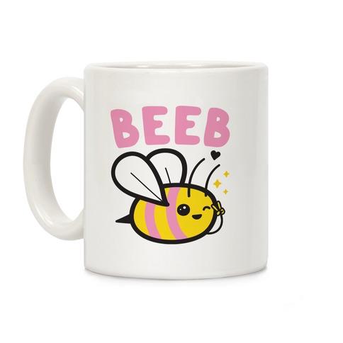 Beeb Weeb Coffee Mug