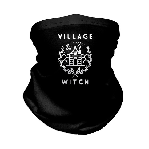 Village Witch Neck Gaiter