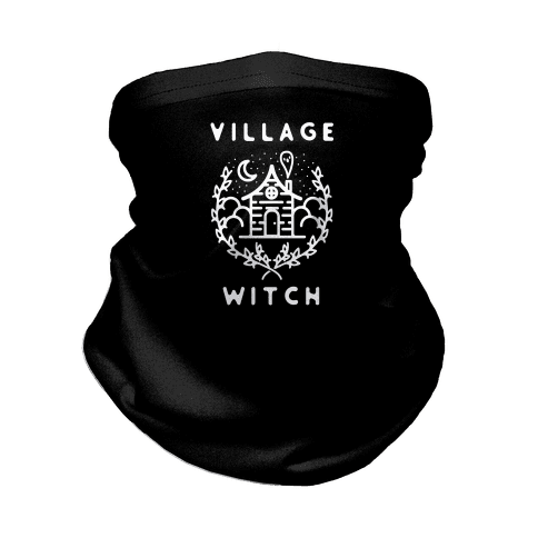 Village Witch Neck Gaiter