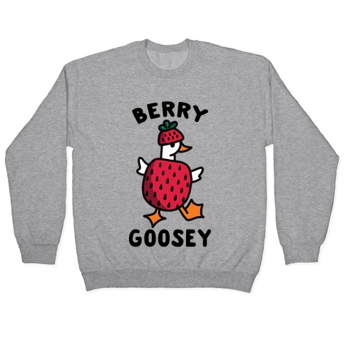 Berry Goosey Pullover