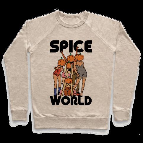 Spice World Pumpkin Spice Pullover