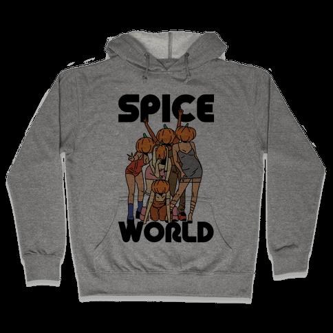 Spice World Pumpkin Spice Hooded Sweatshirt