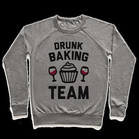 Drunk Baking Team