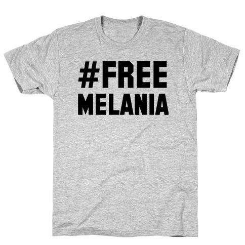 Free Melania Mens T-Shirt