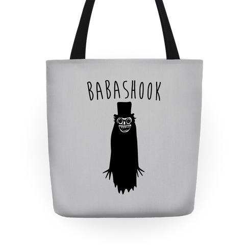 Babashook Parody Tote