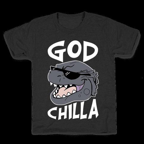 Godchilla Kids T-Shirt