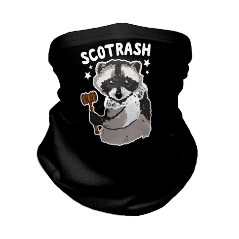 SCOTRASH Neck Gaiter